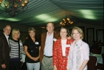 L-R Verdi White and wife Pam, Patty White, Gary Emery and wife, Cathy Prince