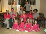 Christmas 07 - The Bliss Family - (Colleen Taggart Bliss)